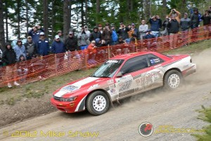 2012 Oregon Trail Rally
