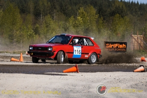 2016 SCCA NW RallySprint Event 1