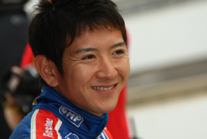 AGR driver Hideki Mutoh put up 9th quick time today and stands a good chance in being a first day qualifier