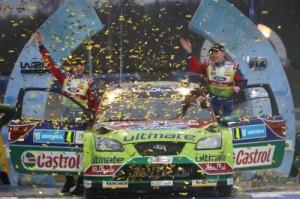 2008 WRC