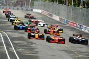 Toronto starting grid:  Photo - Indycar.com