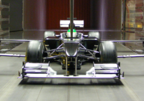 lotus wind tunnel
