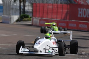 Patrick McKenna at St. Pete - Photo by USF2000.com