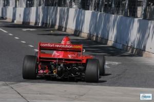 Andretti Autosport Star Mazda driver Sage Karam at Baltimore