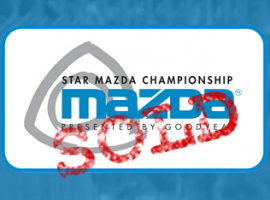Star Mazda Logo - Sold