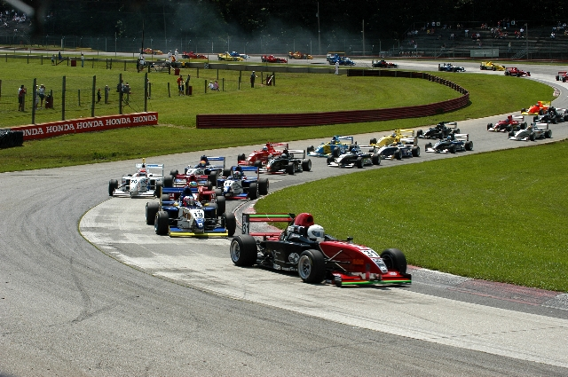 Star Mazda at the Mid-Ohio Sports Car Course -- Photo by Eric McCombs, Star Mazda