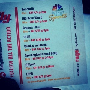 Rally America on NBC Sports