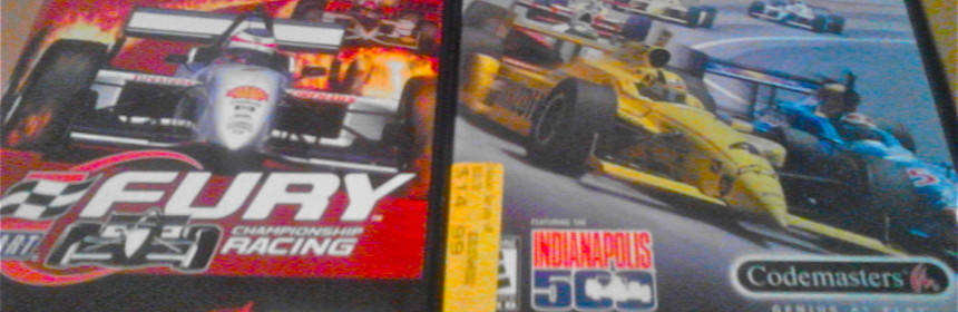 These are the last two modern IndyCar games for home consoles over the past 15 years.