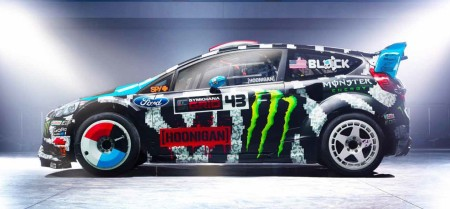 Photo: Hoonigan Racing Division