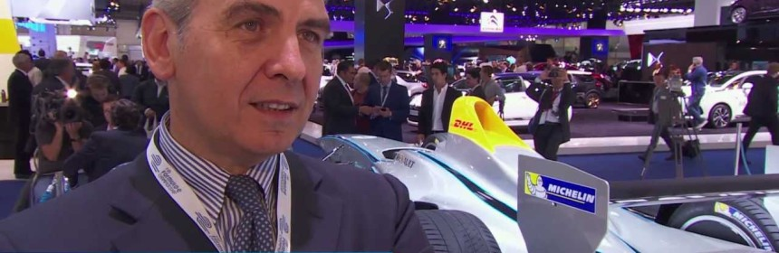 Video – Design Philosophy Behind the Formula E Car