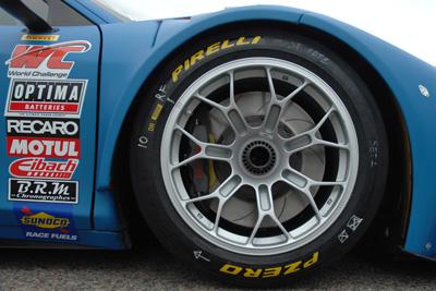Pirelli World Challenge Ferrari 458