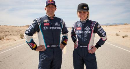 Rhys Millen & Emma Gilmour