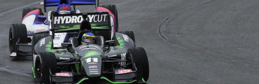 Sebastien Bourdais Barber Motorsports
