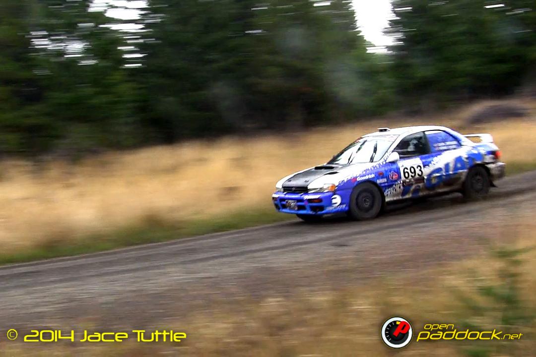 Car #693 Carl Decker and Josh Jacqout