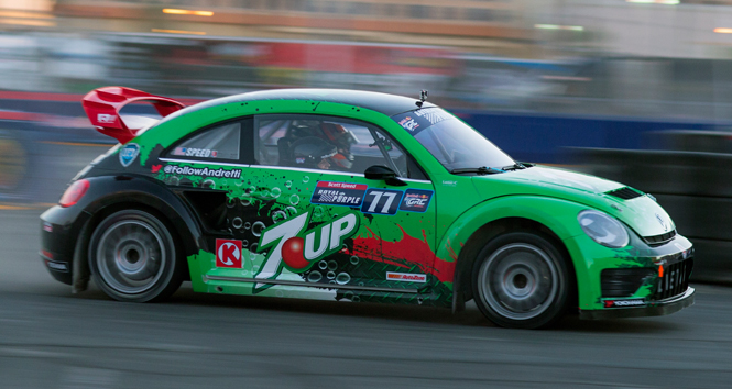 Photo:  http://redbullglobalrallycross.com