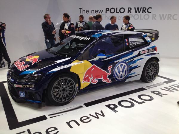 2015 Polo R WRC