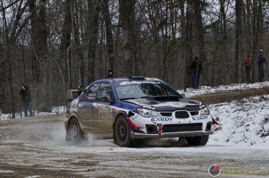 FY Racing's Yeoman/Schulze