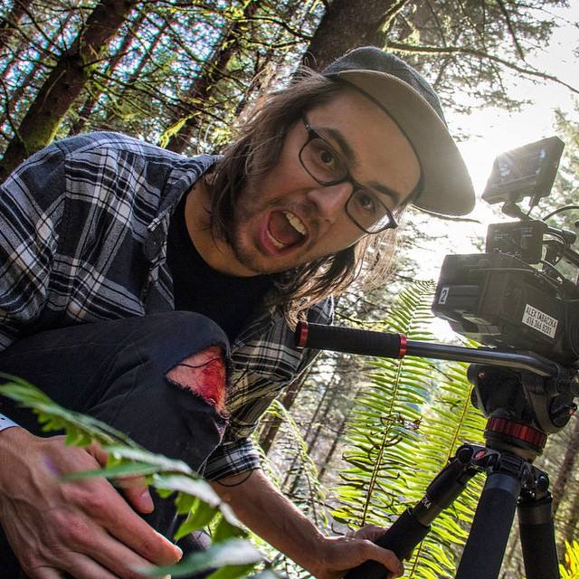 Alex Tabaczka - Taking abuse for that perfect shot