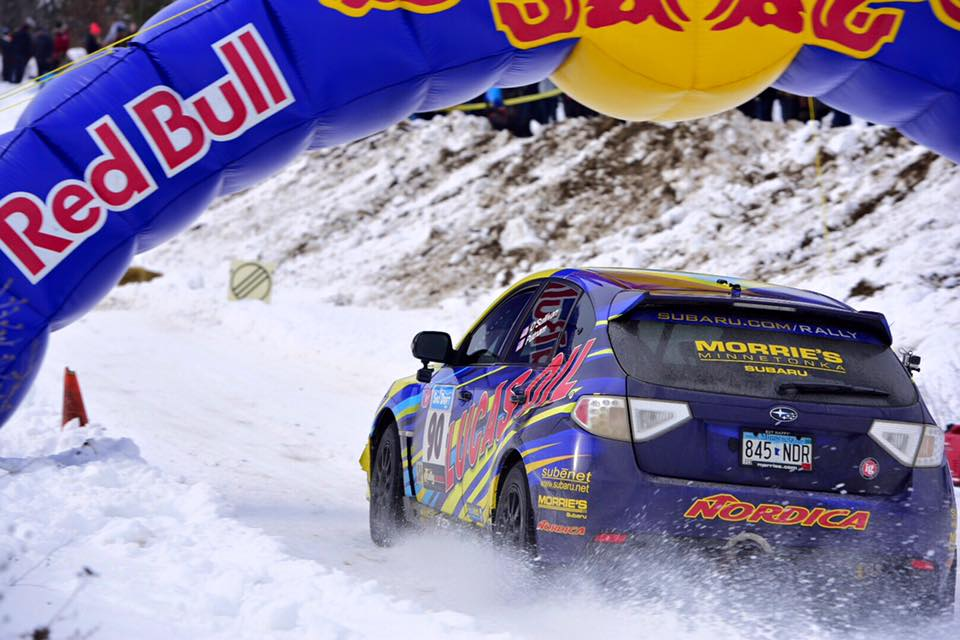 O'Sullivan and Putnam at 2016 Sno*Drift