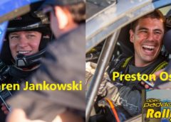 RallyCast Episode 56 – Oregon Trail Rally Review Part 1 with Karen Jankowski and Preston Osborn