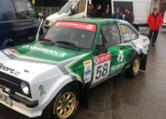 RallyCast Episode 69 – RAC Historic Rally Review with 1st in Class Co-Driver Martin Brady