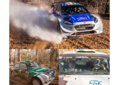 RallyCast Episode 100 – Rally in the 100 Acre Wood Part 2 with Barry McKenna, Martin Brady, and Cameron Carr