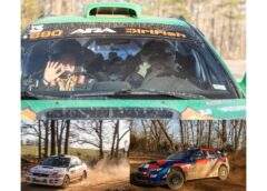RallyCast Episode 101 – Rally in the 100 Acre Wood Part 3 with Ryan and Rachel Rethy, Katie Gingras, and Arek Bialobrzeski